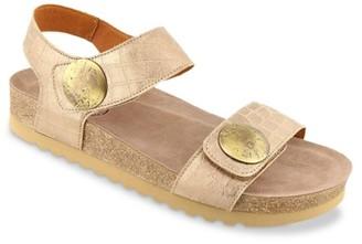 Taos Luckie Wedge Sandal