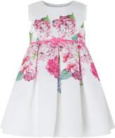 Monsoon Baby Heidi Hydrangea Print Dress