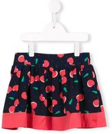 Little Marc Jacobs cherry print skirt