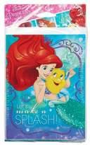 Disney 16ct The Little Mermaid Ariel Invitation/Thank You Card Pack