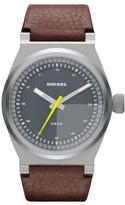 Diesel Analog 3-Hand Leather Men's watch #DZ1562