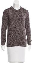 BLK DNM Mélange Wool Sweater