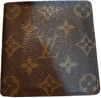 Louis Vuitton Brown Cloth Small bags, wallets & cases