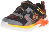 Skechers Erupters II Z-Strap Sneaker (Toddler/Little Kid)