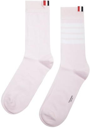 Thom Browne 4-Bar Socks