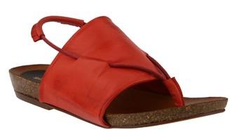 Spring Step Leather Thong Sandals - Madagascar