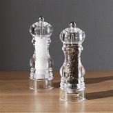 Crate & Barrel Peugeot ® Nancy Salt & Pepper Mill Set