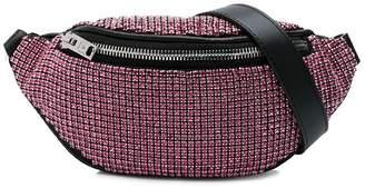 Alexander Wang embellished chain belt bag