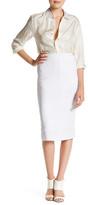 Rachel Roy Jacquard Sweater Skirt