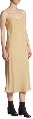 Vince Velvet Cami Dress