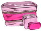 Victoria's Secret 3-Piece Cosmetic Travel Bag
