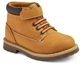 Toddler Boys' Caleb Wheat Boots Cat & Jack