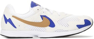 Nike Mesh Panel Swoosh Embroidered Sneakers