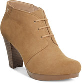 Giani Bernini Odele Lace-Up Booties, Only at Macy's