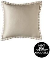 By Caprice Duchess Heart Sequin Embroidered Square Sham – 65 X 65 Cm