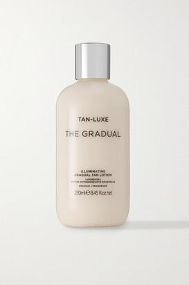 Tan-Luxe The Gradual Illuminating Gradual Tan Lotion, 250ml - one size