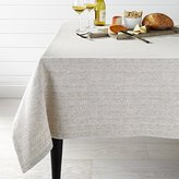 Crate & Barrel Baldwin Tablecloth