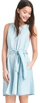 Gap Tencel® fit and flare dress