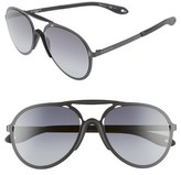 Givenchy Women's 57Mm Sunglasses - Black/ Grey Gradient