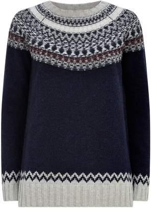 Barbour Knit Fairlead Sweater