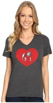 Life is Good Georgia Heart Short Sleeve Tee