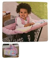 Carter's Child of Mine Shopping Cart and High Chair Cover