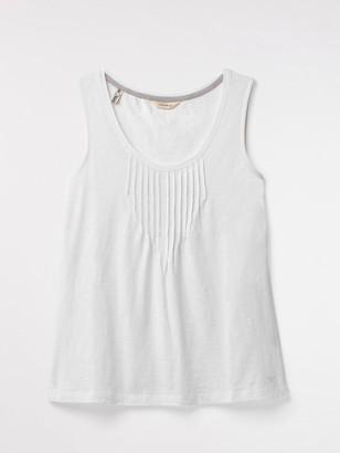 White Stuff Hannah Fairtrade Jersey Vest