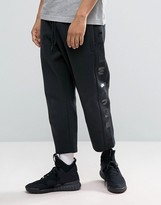 adidas Berlin Pack EQT 7/8 Joggers In Black BK7287