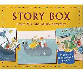 Hudson Thames and Animal Adventures Story Box