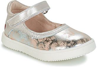 GBB SAKURA girls's Shoes (Pumps / Ballerinas) in Gold