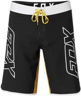 "Fox Men's Flection Athletic Fit Stretch Logo 21"" Board Shorts"