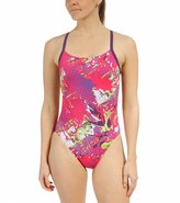 Arena Carioca Challenge Back One Piece Swimsuit 7536955