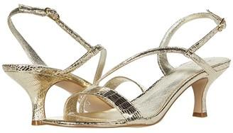 Adrianna Papell Annalie (Gold) Women's Shoes