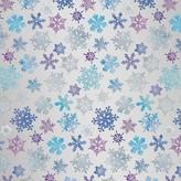 Fringe Silver Botanika Snow Gift Wrap