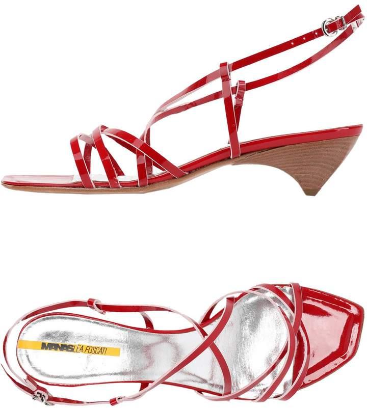 Manas Lea Foscati Sandals - Item 11362314