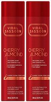 Vidal Sassoon Classic Clean Shampoo - Cherry Almond - 12.9 oz - 2 pk