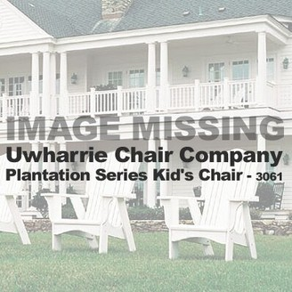 Uwharrie Chair Plantation Kids Adirondack Chair Color: Apple Green (Distressed)