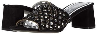 David Tate Clarity (Black Suede) Women's Shoes