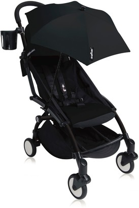 BabyzenTM YOYO+ Complete Stroller with Black Parasol, Cupholder & Foot Rest