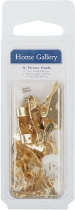 John Lewis & Partners Home Gallery Picture Hooks Bumper Pack