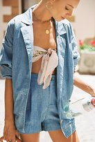 Free People Blazer Short Set