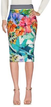 CLIPS MORE Knee length skirt