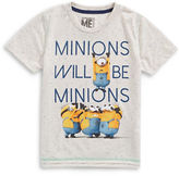 Minion Minions Will Be Minions T-Shirt