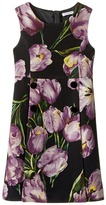 Dolce & Gabbana City Tulip Print Dress (Toddler/Little Kids)