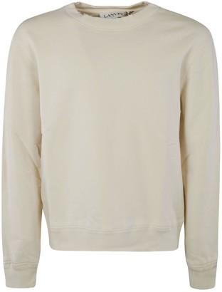 Lanvin Back Logo Sweatshirt
