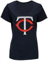 '47 Women's Minnesota Twins Relaxed T-Shirt