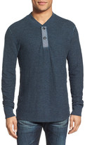 Grayers 'Byron' Double Knit Henley