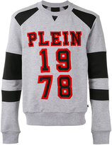 Philipp Plein Impossible sweatshirt - men - Cotton/Polyester - S