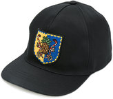 Gucci pineapple crest baseball cap