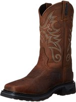 Tony Lama Men's Water Buffalo Comp Toe Western Boot